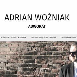 Kancelaria Adwokacka Adrian Woźniak - Prawo Rodzinne Głogów
