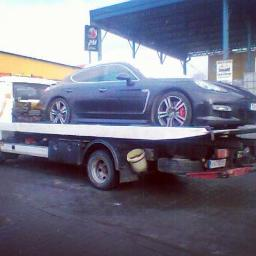 Holowanie-Krauzowicz - Wypożyczalnia samochodów Nowy Targ