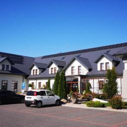 Hotel ODESSA (Wysokie Maz.)