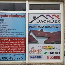 DACH-DEX STALOWE POKRYCIA DACHOWE - Dachy Krapkowice