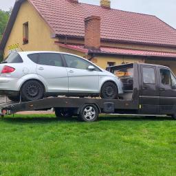 ZPCSU Transport Pomoc Drogowa Krzysztof Warsinski - Malowanie Mieszkań Węgorzyno