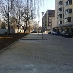 Przedsiębiorstwo Budowlane KANBRUK - Układanie kostki granitowej Kraków