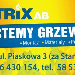 Metrix AB Sp.z oo - Piece z Podajnikiem Tczew