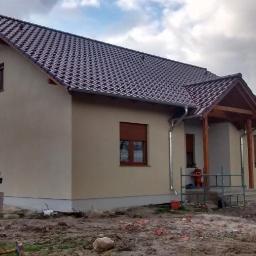 Tynkowanie elewacji Wrocław 30
