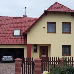 Tynkowanie elewacji Wrocław 8