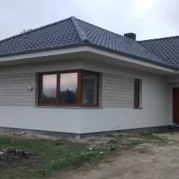 Tynkowanie elewacji Wrocław 17