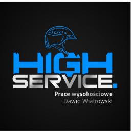 Highservice prace wysokościowe Dawid Wiatrowski - Odśnieżanie dachów Jelcz-Laskowice