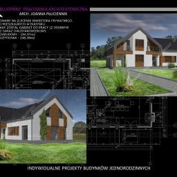 BLUEPRINT Pracownia Architektoniczna - Architekt Wola Prażmowska