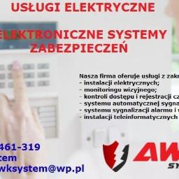 AWK System Wojciech Kultys - Podświetlane Sufity Ostrołęka