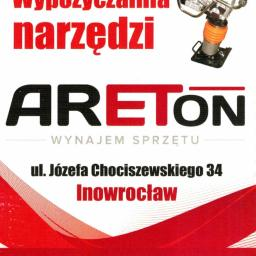 Areton Krzysztof Arendt - Długoterminowy wynajem maszyn budowlanych Inowrocław