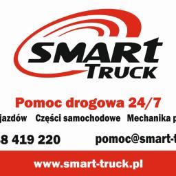 Pomoc drogowa Rzeszów Smart Truck - Firma transportowa Rzeszów