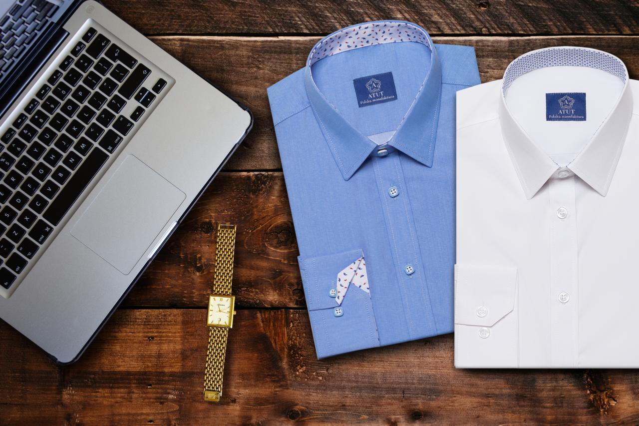 Producent koszul, szwalnia, krawiectwo, szycie miarowe ATUT