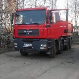 """""""Seb-Trans"""" Firma Transportowo-Usługowo-Handlowa Sebastian Pulut - Wyburzenia Będzin"""