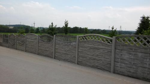 P.P.H.U.T ALPA KAROL HAJDUCZEK - Ogrodzenia betonowe Dzimierz