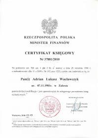 ALFA EXPERT sp. z o.o. - Usługi podatkowe Zabrze