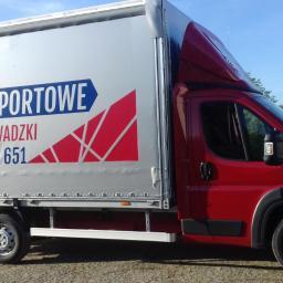 Usługi Transportowe Kowalski Patryk - Transport międzynarodowy Brodnica