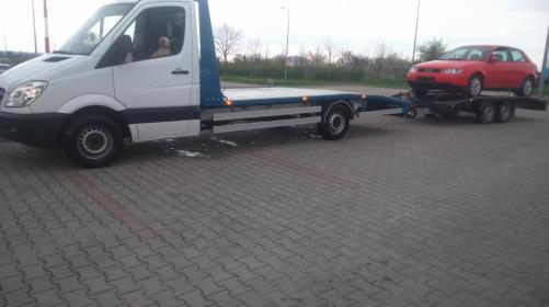 Paweł Rygiel - Transport samochodów Bolesławiec