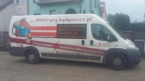 Zakład Instalacji i Pomiarów Elektrycznych S.C. J.K.Pasera - Firma Elektryczna Bydgoszcz