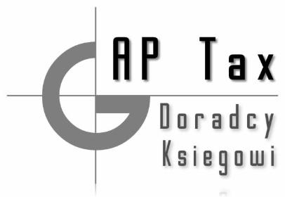 AP Tax Sp. z o.o. Doradcy Księgowi - Pośrednictwo Finansowe Warszawa