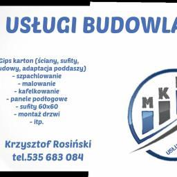 MKM USŁUGI BUDOWLANE - Firma remontowa Korfantów