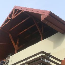 Wymiana dachu Niemcza 4