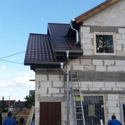 Wymiana dachu Niemcza 11