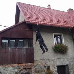 Wymiana dachu Niemcza 9