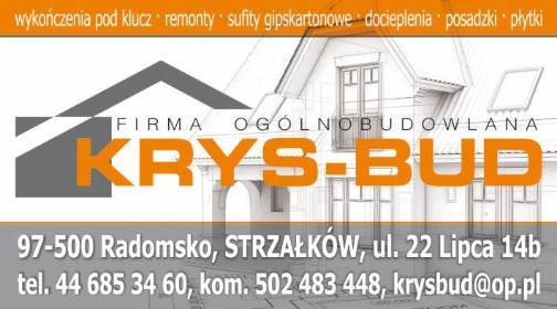 KRYS-BUD - Firma Malarska Strzałków