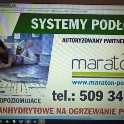 Maraton Krzysztof Kwaśniewski Usługi Remontowo-Budowlane - Posadzki Poliuretanowe Bełchatów