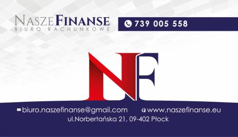 Nasze Finanse Biuro Rachunkowe - Finanse Płock