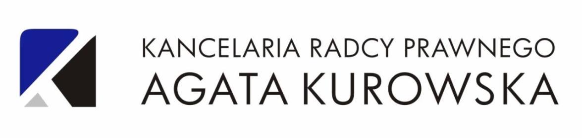 Kancelaria Radcy Prawnego Agata Kurowska - Pomoc Prawna Zabrze