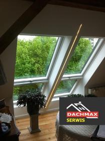 Serwis okien dachowych DACHMAX SERVICE - Okna aluminiowe Wrocław