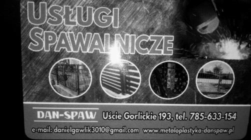 DAN-SPAW - Balustrady Schodowe UÅ›cie Gorlickie