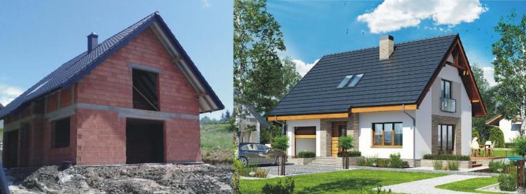 House - Domy murowane Węgrzce