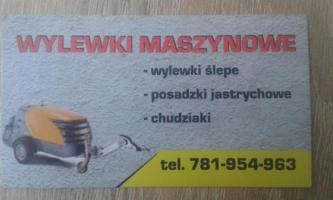 Jacek Dziedzic Usługi Remontowo-Budowlane - Posadzki jastrychowe Iwierzyce