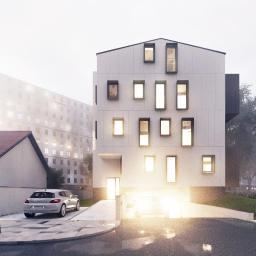 Projekty domów Warszawa 20