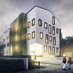 Projekty domów Warszawa 17