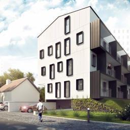 Projekty domów Warszawa 16