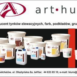 PPHU ART-HUB HUBERT JADWISZCZAK - Materiały wykończeniowe Bełchatów