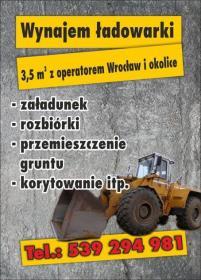 Stanisław Wilisowski Wipol - Układanie kostki granitowej Wrocław