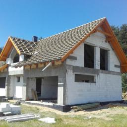 Domy murowane Zielona Góra 1