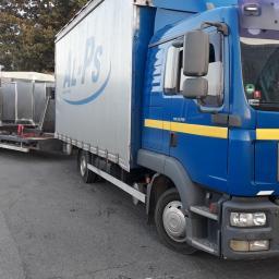 LW Transport Wojciech Laga - Transport ciężarowy krajowy Rumia