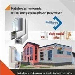 Galeria Prestige - Sprzedaż Okien PCV Bolesław