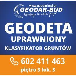 GEODAR-BUD - Badanie Geotechniczne Mińsk Mazowiecki