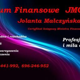 Centrum Finasowe JMC - Usługi podatkowe Olsztyn