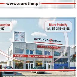 EURO TIM - Wycieczki i wczasy Bydgoszcz
