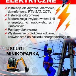 ELEKTROTRANS ADRIAN ZAŁÓG - Firma Oświetleniowa Pionki