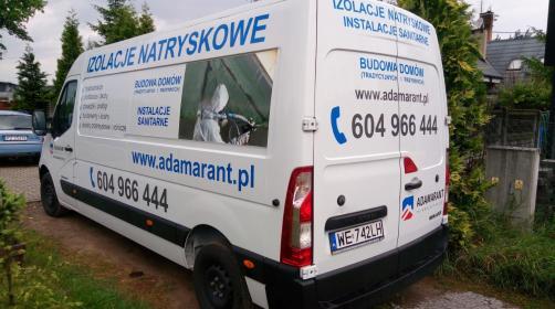PPHU ADAMARANT - Elewacja Zewnętrzna Poznań