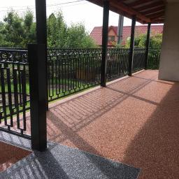 Polifloors - Zabudowa balkonu Świnoujście