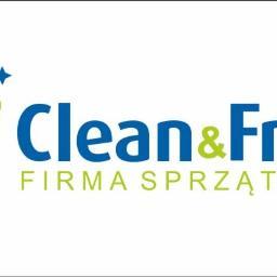 Firma Sprzątająca Clean&Fresh - Usługi Mycia Okien Poznań